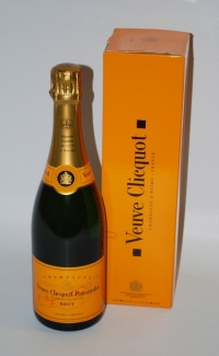 Veuve Clicquot - Click to enlarge picture.